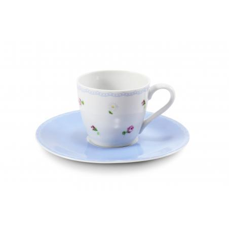 Cup and saucer 0.07l -...