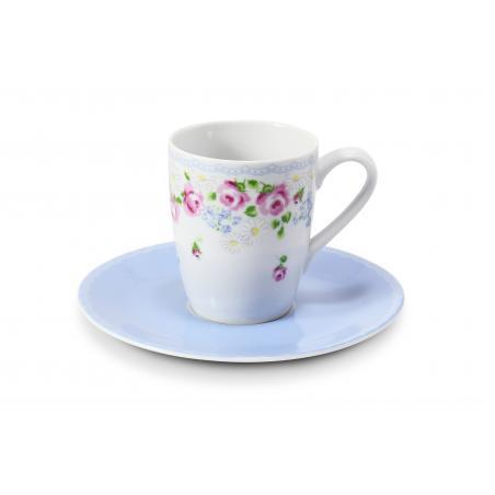 Cup and saucer 0.09l -...