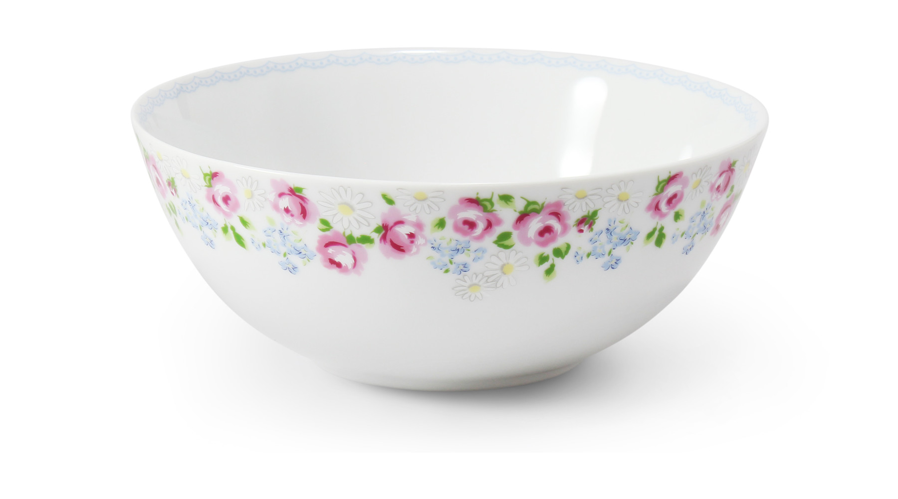 Bowl RoseLine