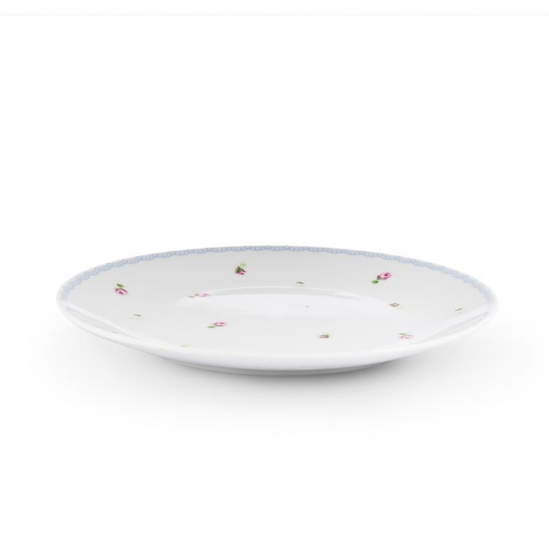 Dessert plate RoseLine