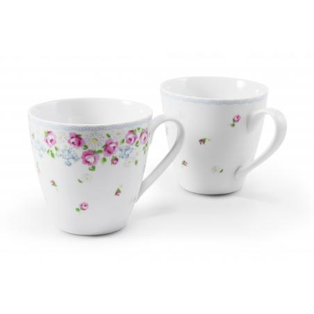 A set of two mugs RoseLine