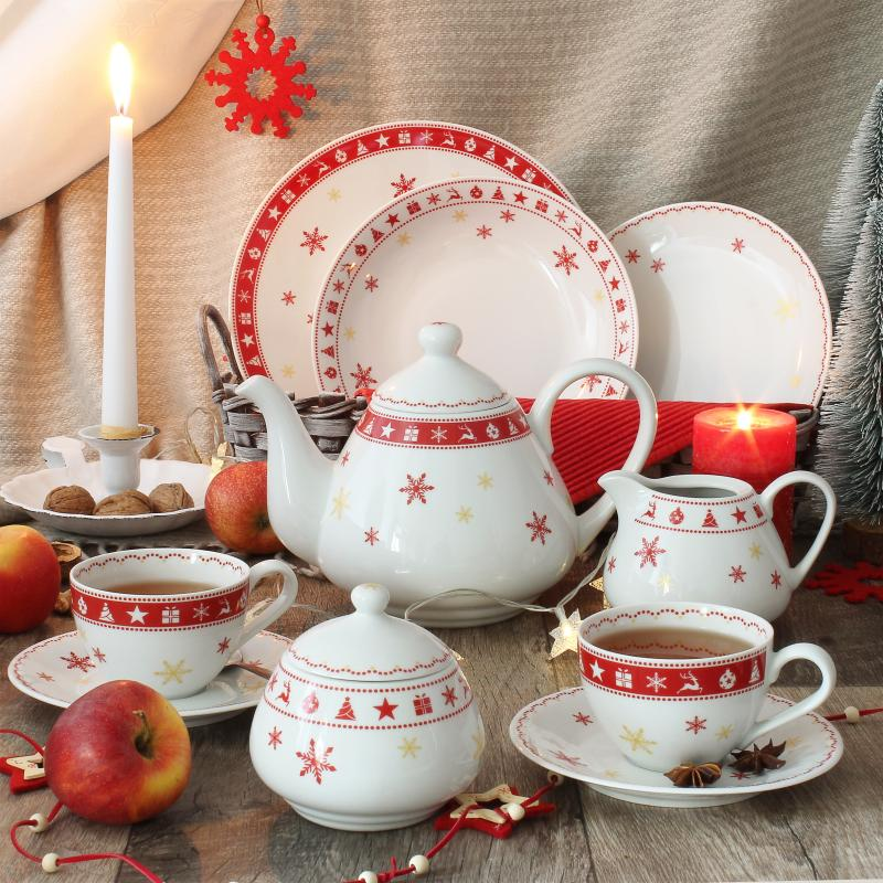 Tea/coffee pot 1.2l Christmas dreaming