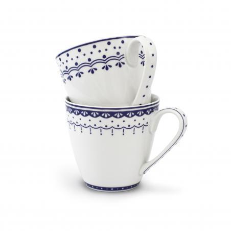 Set mit zwei Teetassen...