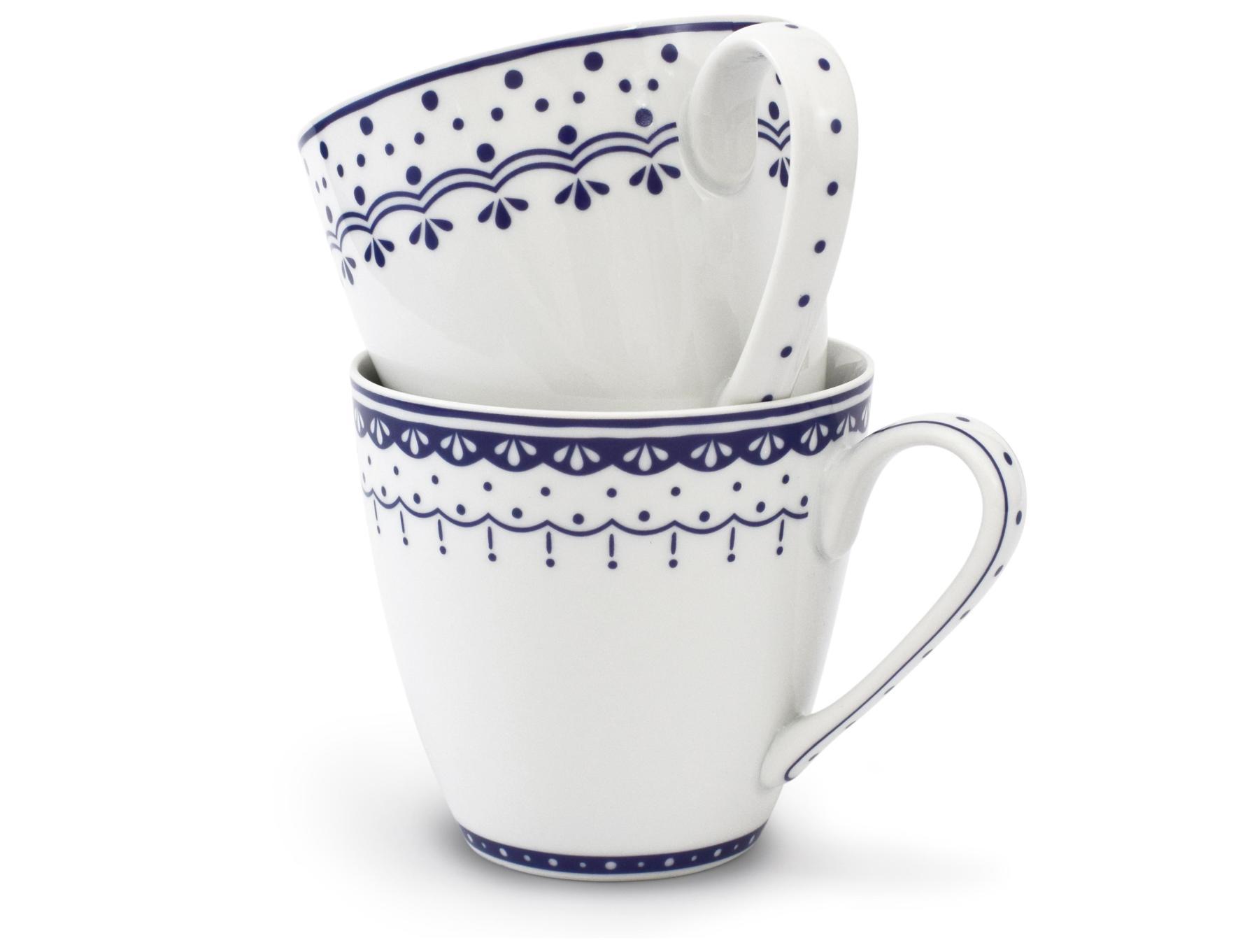 Set mit zwei Teetassen HyggeLine