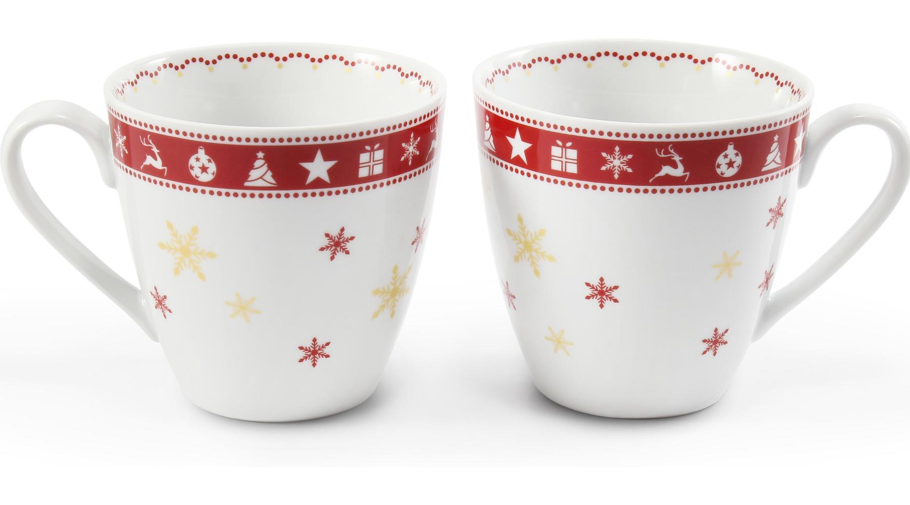 Set dvou hrnků Vánoční snění
