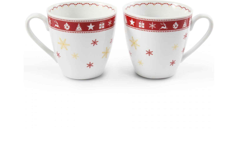A set of 2 mugs Christmas dreaming