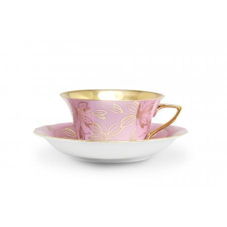 Cup and saucer 0,15 l...