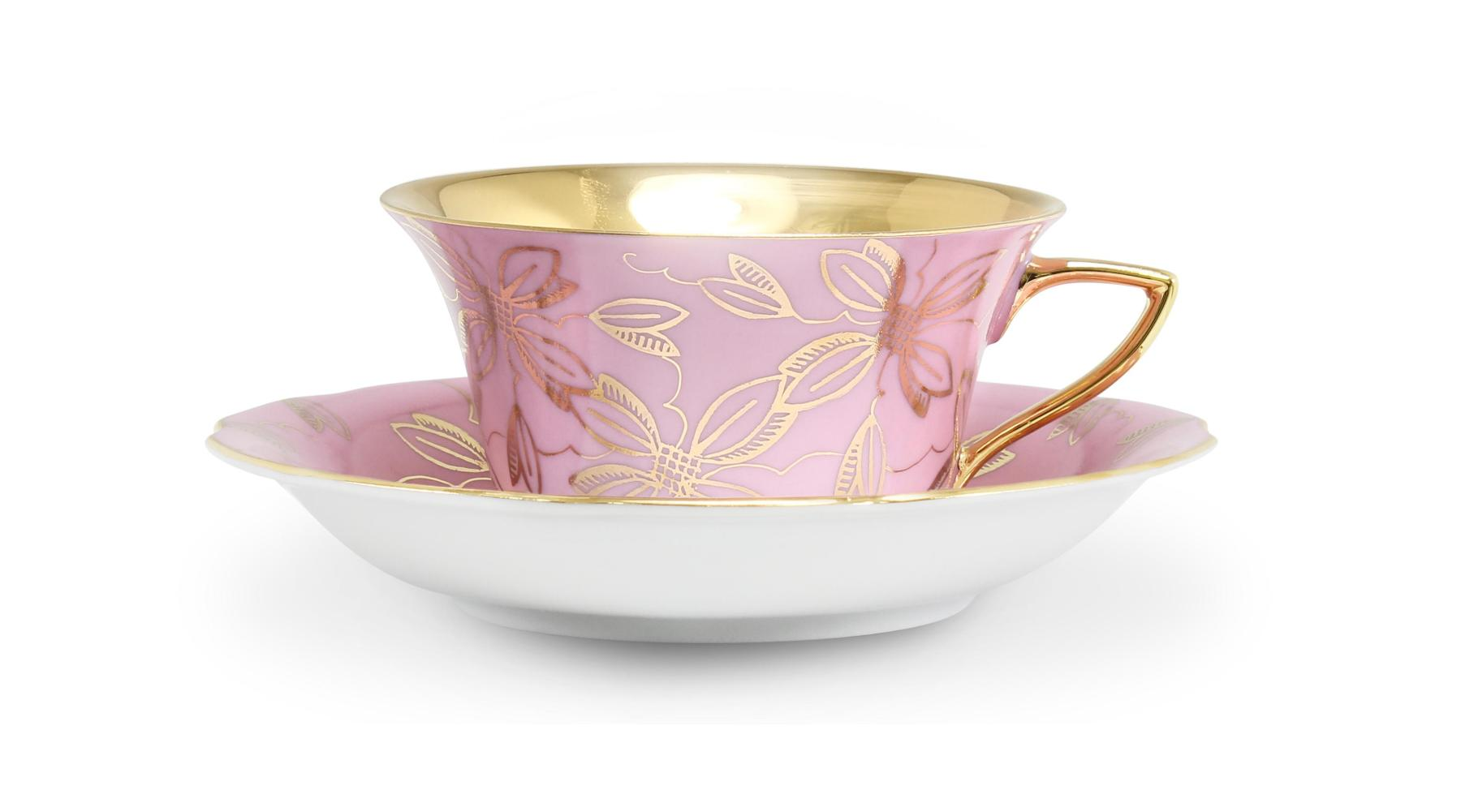 Cup and saucer 0,15 l Windsor/411