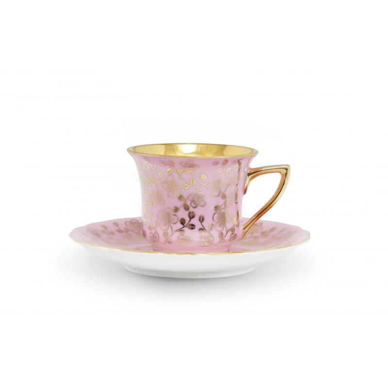 Tasse mit Untertasse 0 ,10 l Windsor
