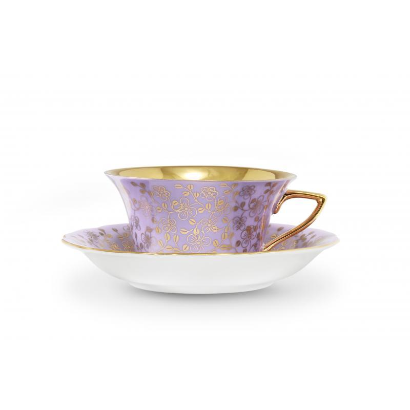 Tasse mit Untertasse 0 ,15 l Windsor