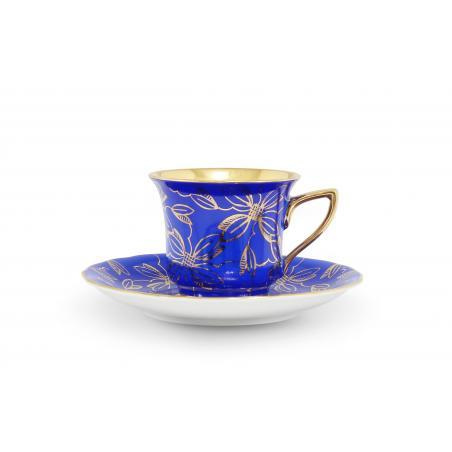 Cup and saucer 0,10 l...