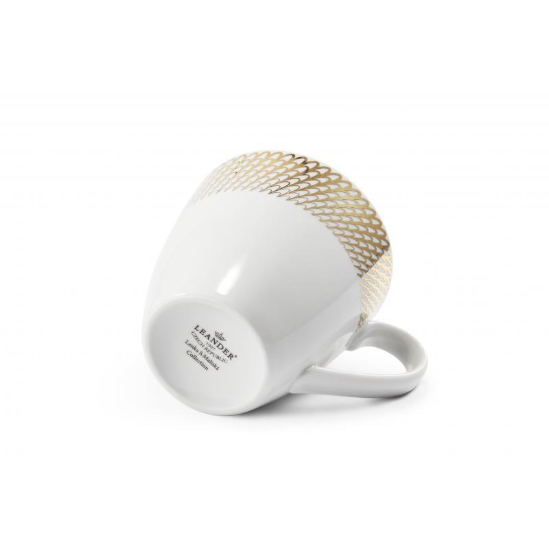 Tasse 0,3l Goldene Engelsflügel Var.2
