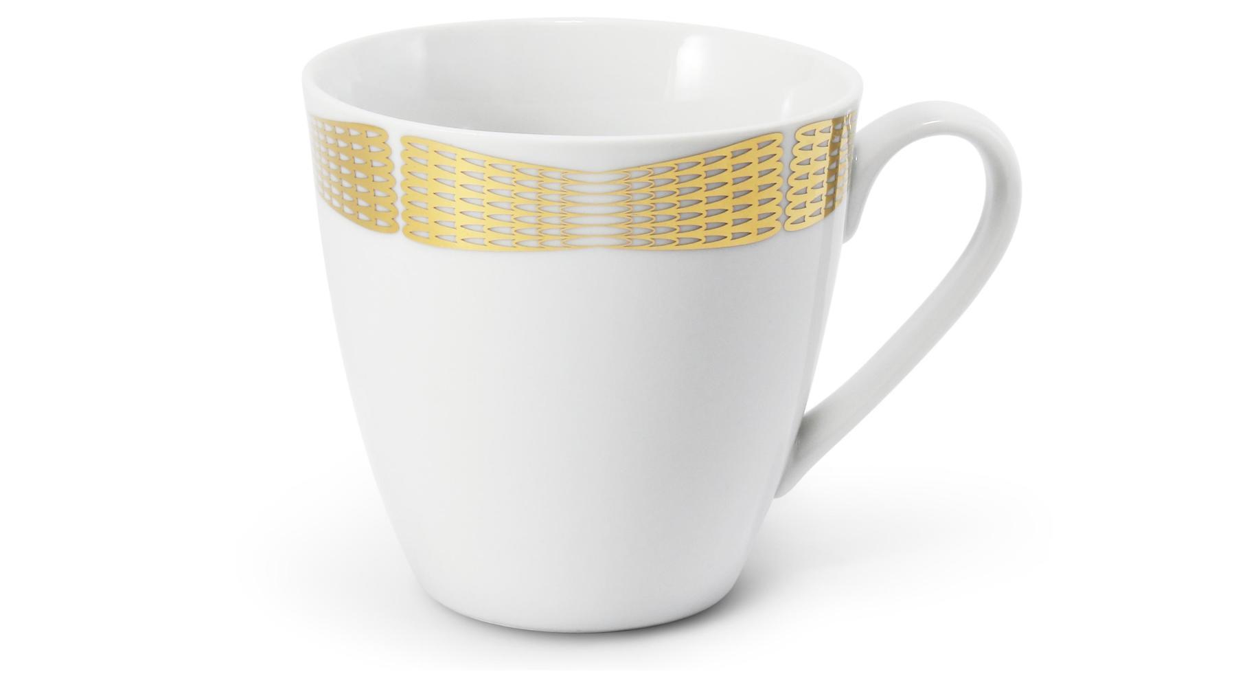 Tasse 0,3l Goldene Engelsflügel