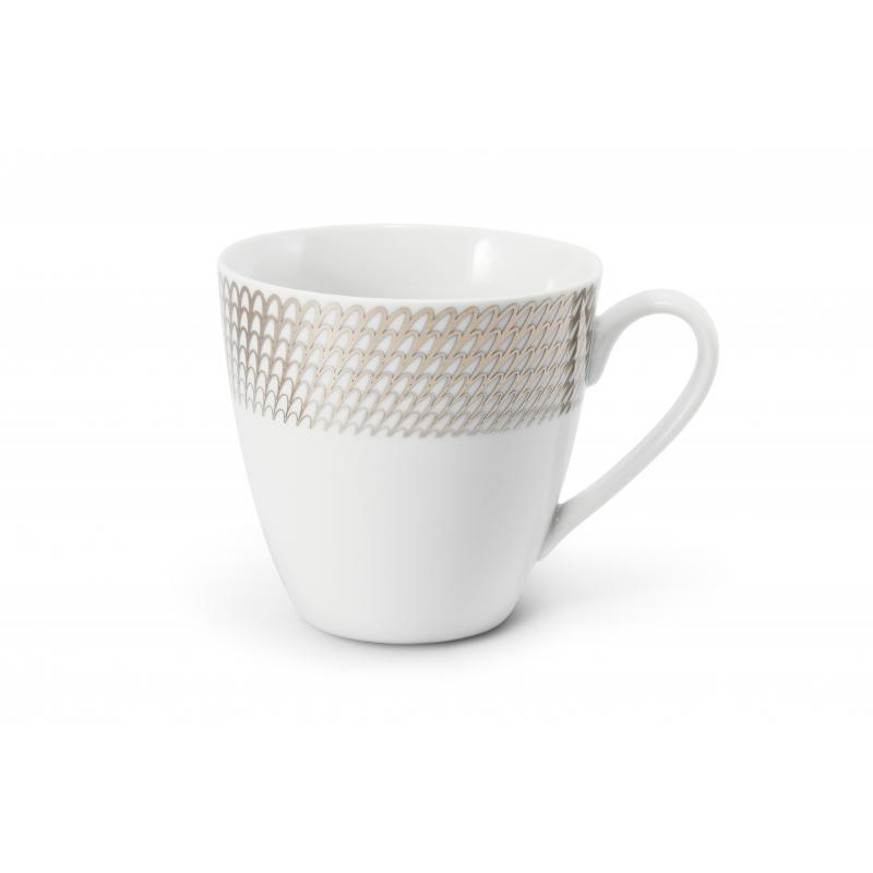 Tasse 0,3l Silberne Engelsflügel Var.2