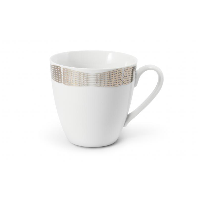 Mug 0.3l Silver angel wings
