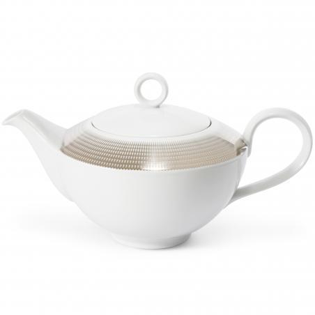 Tea/coffee pot 1.5l Silver...