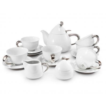 Tea service 15-piece...