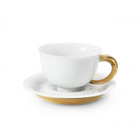 Cup and saucer 0.30l Golden...