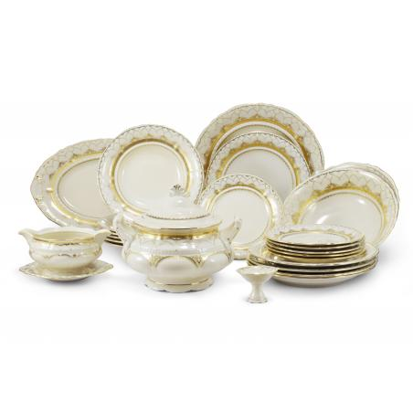 Dinner set 25-piece Wedding...