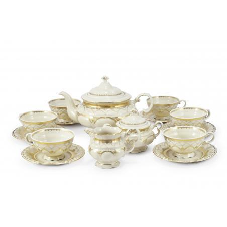 Tea set 15-piece Wedding...