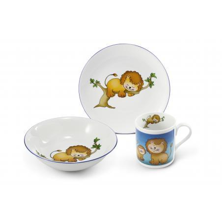 Kids set 3-piece Lion