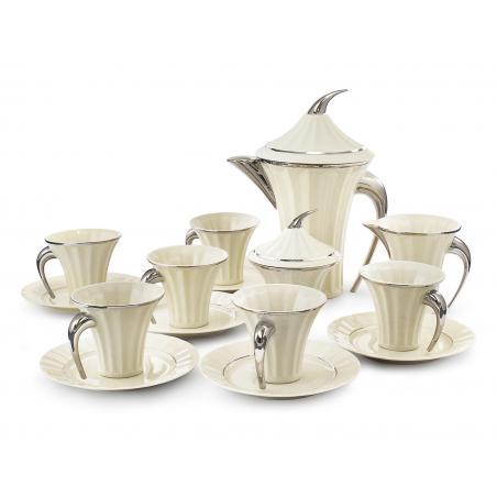 Tea set 15-piece Egypt...
