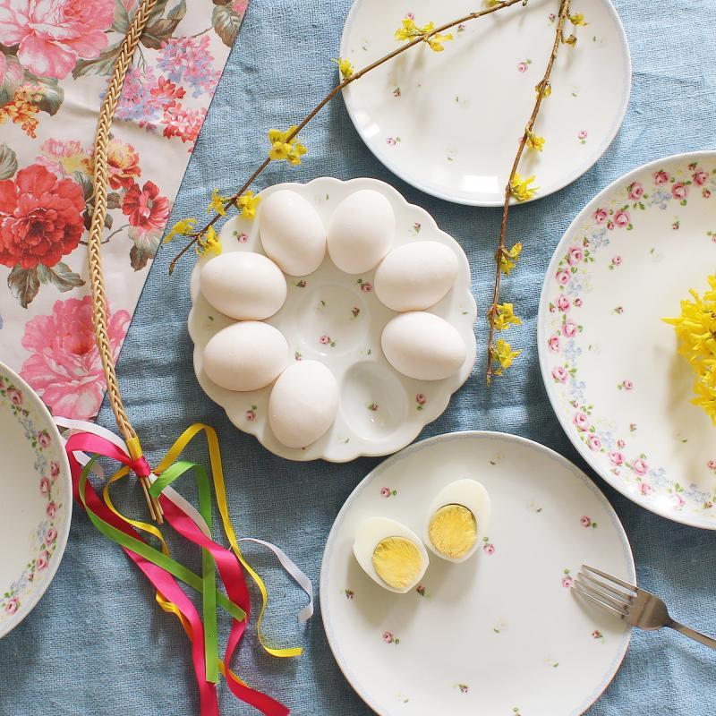 Podnos na vejce RoseLine