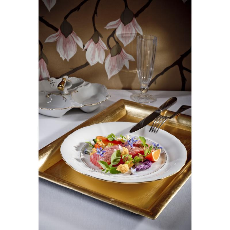 Dinner set 25-piece - Golden line