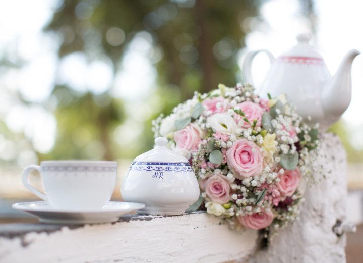 Festive porcelain